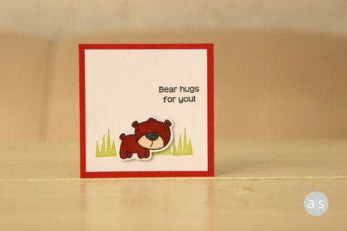 FF bear