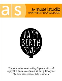 Birthday promo packaging hb balloon FRONT web
