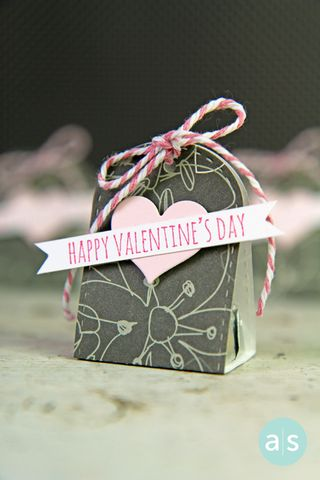 A Muse Studio J15 Candy Package Pink Heart and My Punny Valentine angle group VT