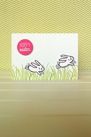 A Muse Studio February Collection Somebunny Loves You Hoppy Easter