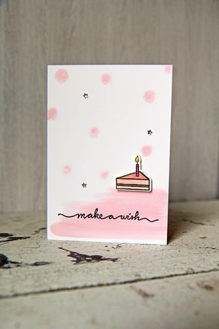 A Muse Studio April Collection - Birthday Icons