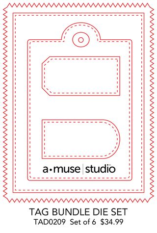 A Muse Studio Tag Bundle Dies
