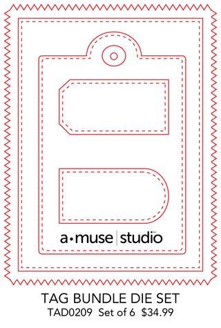 A Muse Studio Tag Bundle Dies