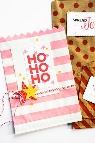 A Muse Studio December Stories - Ho Ho Ho