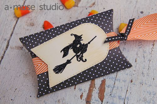 A Muse Studio Any Other Night Pillow Box