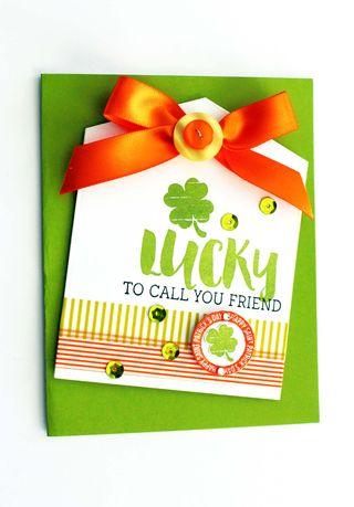 Lucky Charm Card