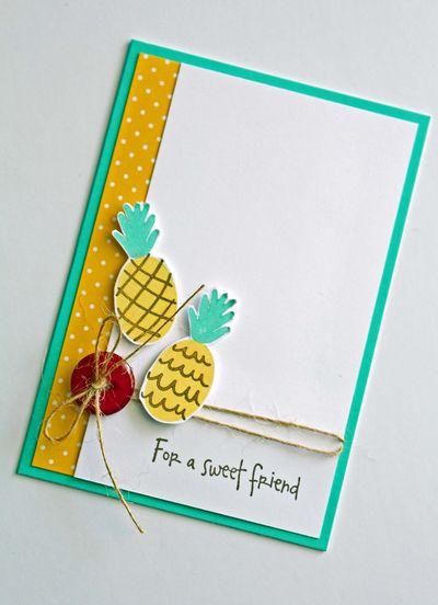 Pineapple Sweet Friend