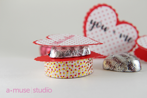 A Muse Studio Love Story Heart sandwiches zoom