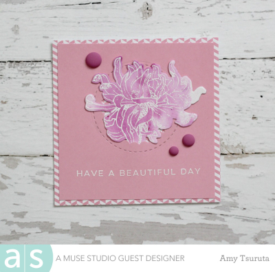 Have a Beautiful Day by Amy Tsuruta for A Muse Studio