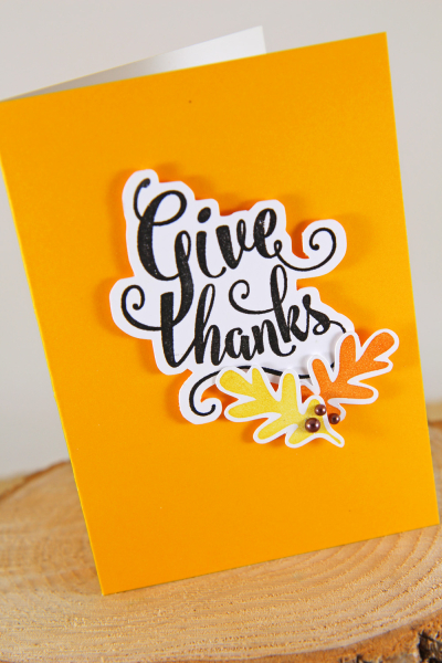 A Muse Studio Eat Drink and Be Thankful Give Thanks digital cut A