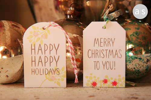 A Muse Studio Very Merry and Very Merry Add On tags 7 and 8 A