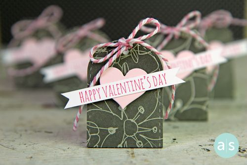 A Muse Studio J15 Candy Package Pink Heart and My Punny Valentine HZ group