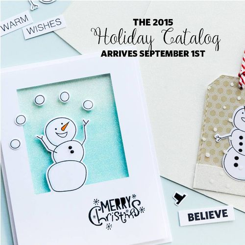 Holiday Catalog promo
