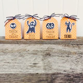 A Muse Studio Spooky Trick Or Treat - Candy Packages