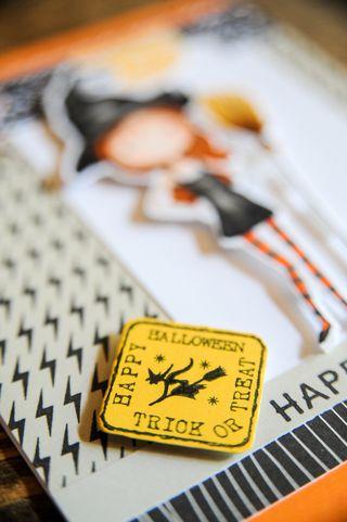 A Muse Studio Come If You Dare - diamond stamp