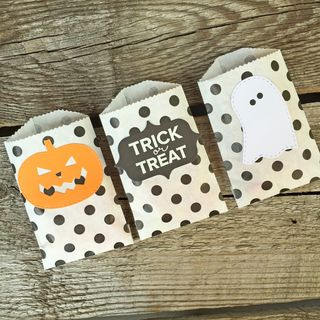 Open If You Dare - treat bags