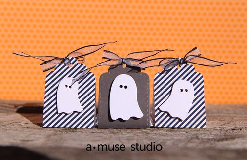 A Muse Studio Spooky Trio Candy Packages