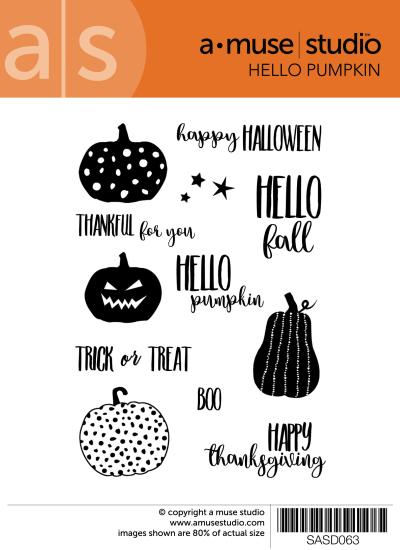 SASD063 Hello Pumpkin
