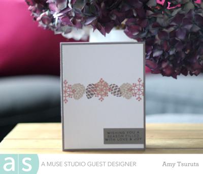 Ho Ho Ho Candy Package by Amy Tsuruta for A Muse Studio