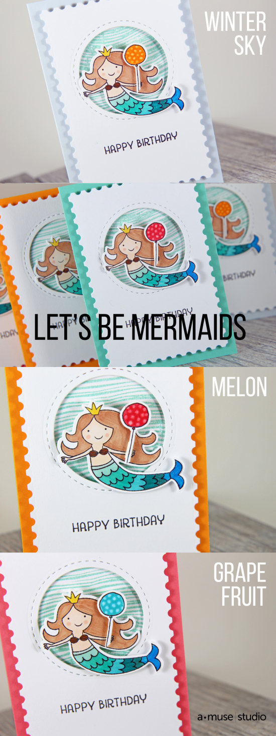 A Muse Studio Let's be Mermaids compilation copy