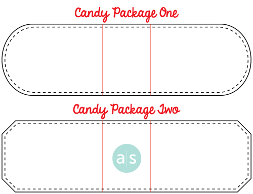 A Muse Studio J15 Candy Packages One and Two