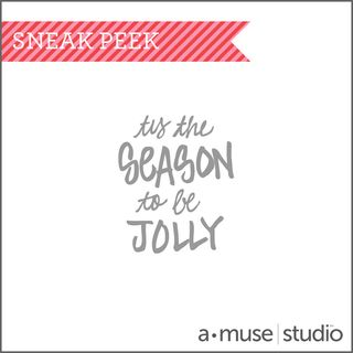 Twinkle Light Season - be jolly