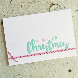 A Muse Studio Holiday Cheer - Merry Christmas phone