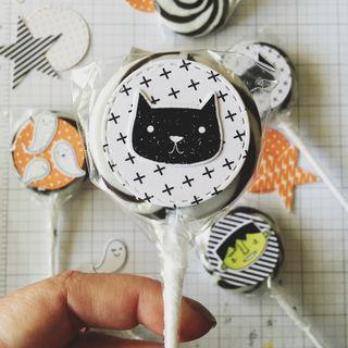 A Muse Studio Candy Please lollipop