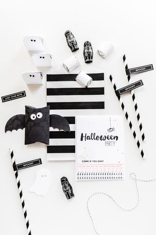 A Muse Studio October Collection - halloween inspiration