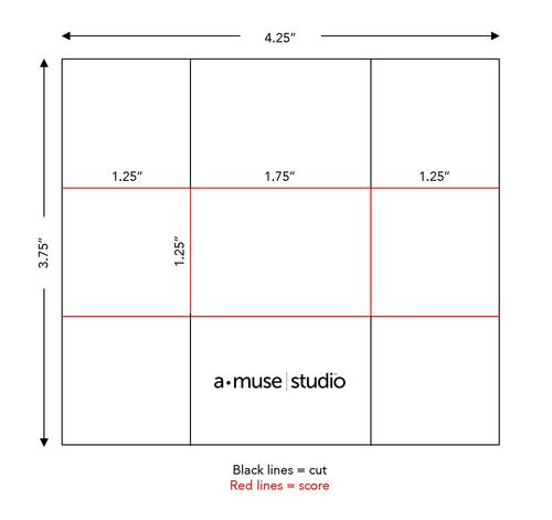A Muse Studio Jack box template