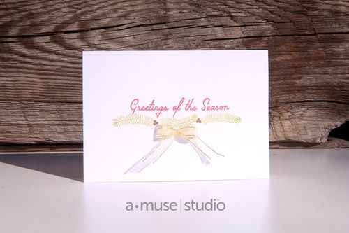 A Muse Studio Especially For You Seasons Greetings simple