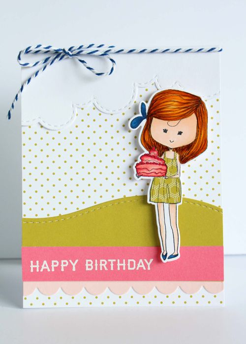 Birthday Girlfriend HB