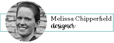 Melissa blog header