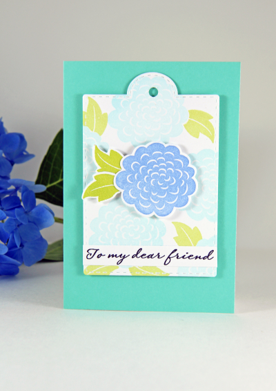 A Muse Studio Dear Friend tag on Bermuda s