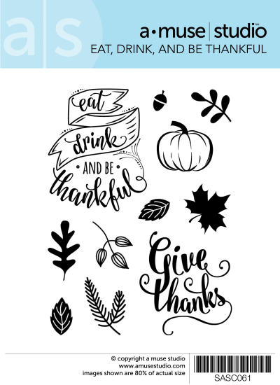 SASC061 eat drink and be thankful