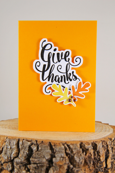 A Muse Studio Eat Drink and Be Thankful Give Thanks digital cut S