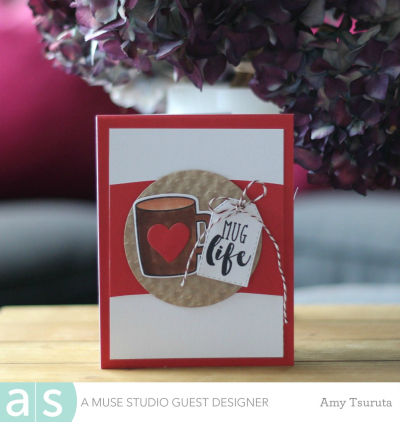 Mug life by Amy Tsuruta for A Muse Studio